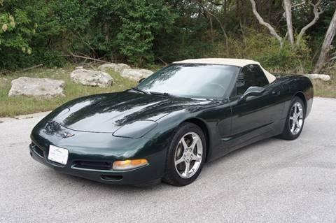 2000 Chevrolet Corvette for sale in Round Rock, TX