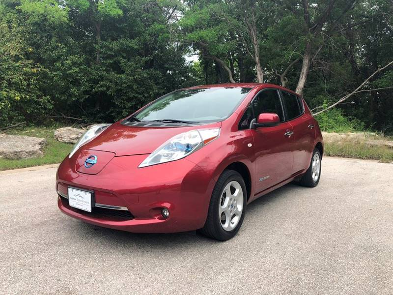 2011 Nissan LEAF for sale at Centex Sport Imports in Round Rock TX