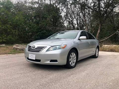 Toyota Camry Hybrid For Sale in Round Rock, TX - Centex