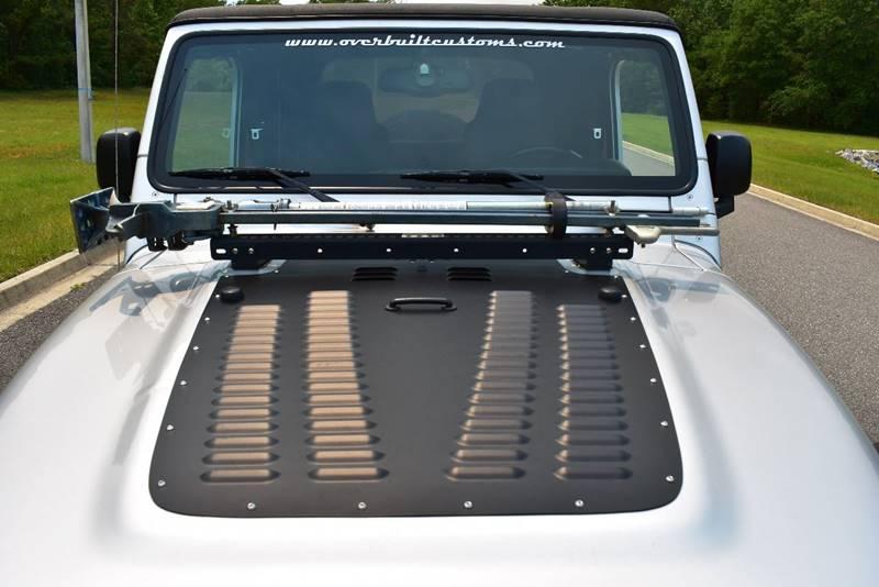 2004 Jeep Wrangler 2dr Rubicon 4WD SUV - Jacksonville FL