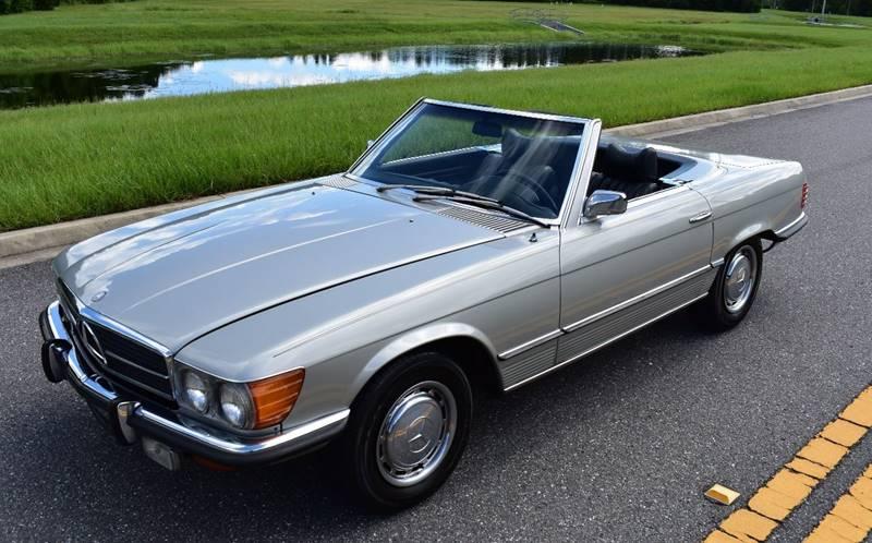 1973 Mercedes-Benz SL-Class 450SL - Jacksonville FL
