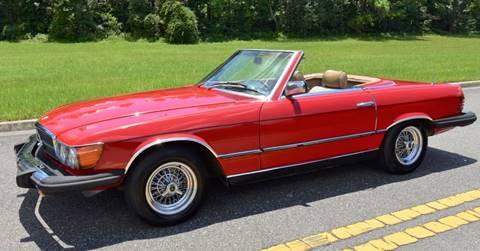 1980 Mercedes-Benz 450 SL for sale in Jacksonville, FL