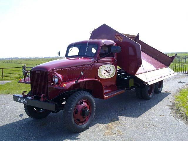 1944 GMC CCKW 353  - Jacksonville FL