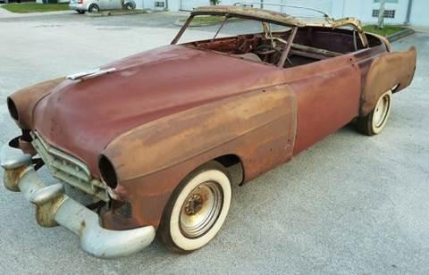 1948 Cadillac 62 Convertible In Jacksonville Fl Majestic Auto