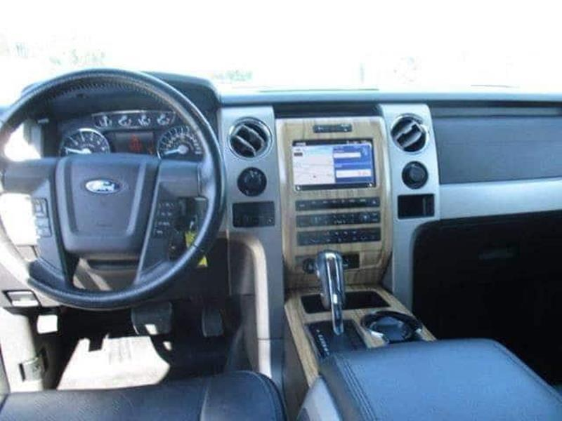 2011 Ford F 150 In Butte Mt
