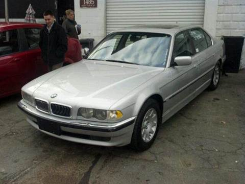 2001 BMW 7 Series for sale in Waterbury, CT