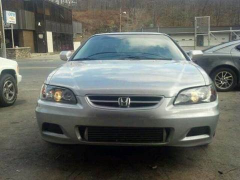 2001 Honda Accord for sale at Family Auto Center in Waterbury CT