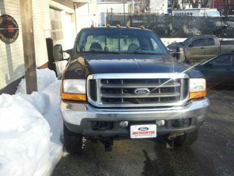 2001 Ford F-250 Super Duty for sale at Family Auto Center in Waterbury CT