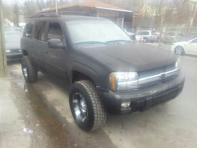 2005 Chevrolet TrailBlazer EXT for sale at Family Auto Center in Waterbury CT