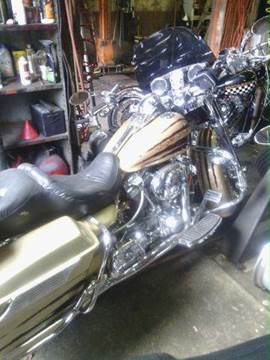 2003 Harley-Davidson FLHRSEI2 for sale at Family Auto Center in Waterbury CT