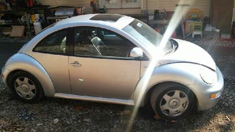 2000 Volkswagen New Beetle for sale at Family Auto Center in Waterbury CT