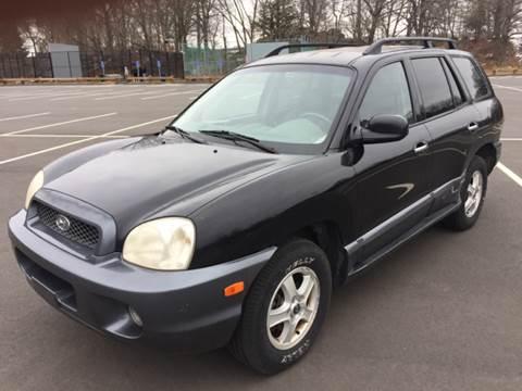 2003 Hyundai Santa Fe for sale at Family Auto Center in Waterbury CT