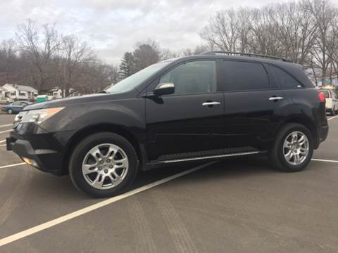 2009 Acura MDX for sale at Family Auto Center in Waterbury CT
