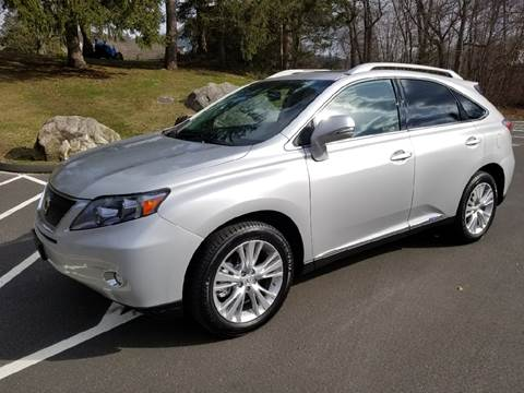 2010 Lexus RX 450h for sale at Family Auto Center in Waterbury CT