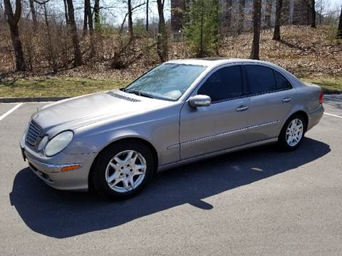 2005 Mercedes-Benz E-Class for sale at Family Auto Center in Waterbury CT