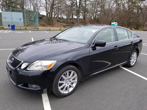 2007 Lexus GS 350 for sale at Family Auto Center in Waterbury CT