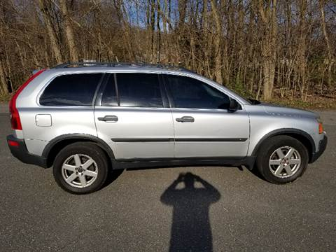 2004 Volvo XC90 for sale at Family Auto Center in Waterbury CT