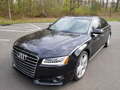 2016 Audi A8 L for sale at Family Auto Center in Waterbury CT
