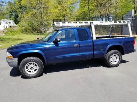 2004 Dodge Dakota for sale at Family Auto Center in Waterbury CT