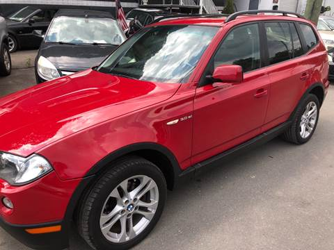 2007 BMW X3 for sale at Family Auto Center in Waterbury CT