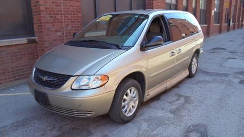 2003 Chrysler Town and Country for sale in Chicago, IL