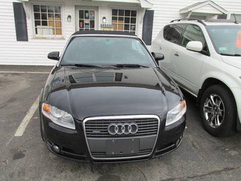 2007 Audi A4 for sale in Derry, NH