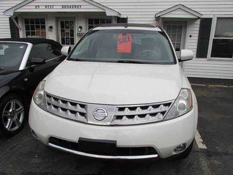 2006 Nissan Murano for sale in Derry, NH