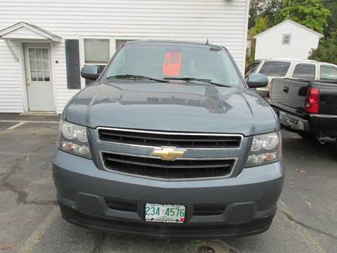 2009 Chevrolet Tahoe for sale in Derry, NH