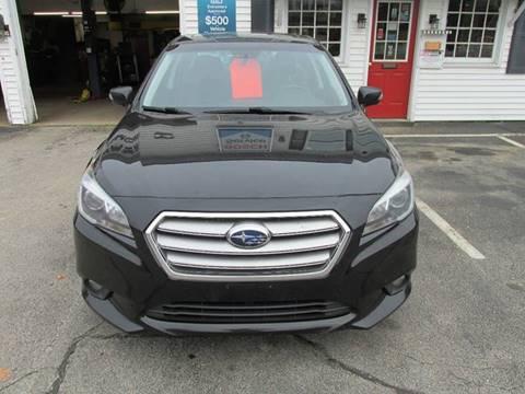 2015 Subaru Legacy for sale in Derry, NH