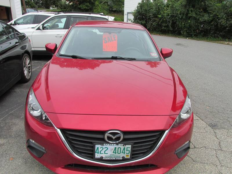 2014 Mazda MAZDA3 for sale at Steven's Auto Sales in Derry NH