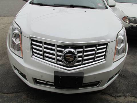 2013 Cadillac SRX for sale at Steven's Auto Sales in Derry NH