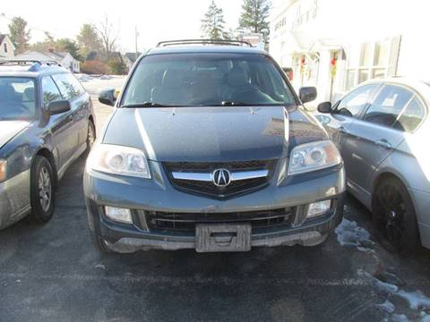 2005 Acura MDX for sale in Derry, NH