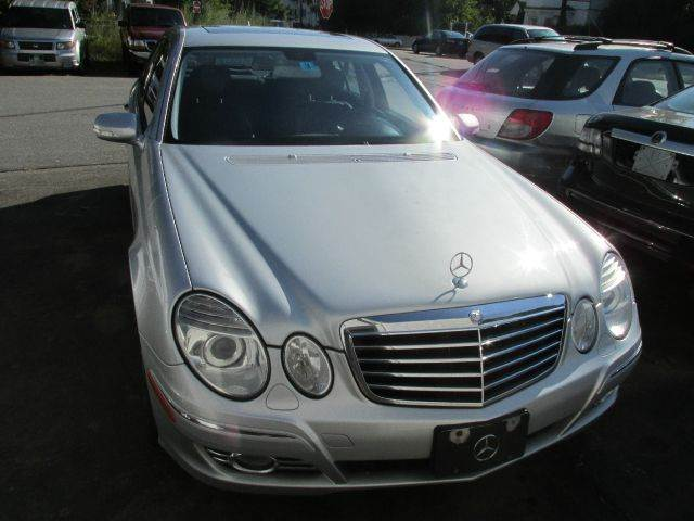 2008 Mercedes-Benz E-Class for sale at Steven's Auto Sales in Derry NH