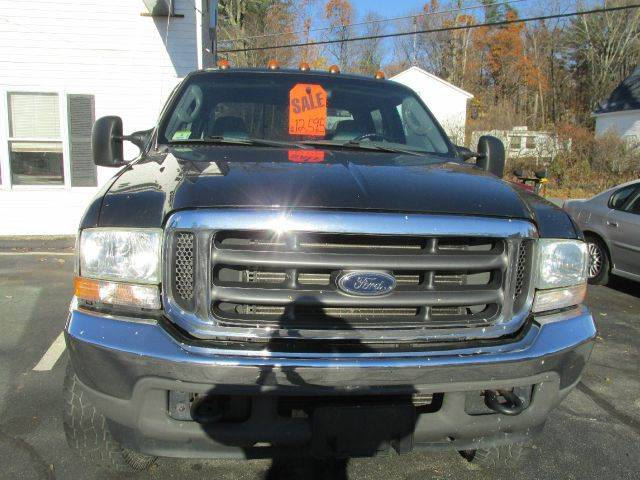 2004 Ford F-250 Super Duty for sale at Steven's Auto Sales in Derry NH