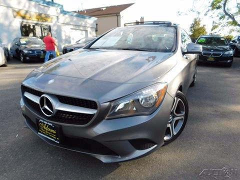 Mercedes benz cla for sale in paterson nj for Mercedes benz for sale in nj