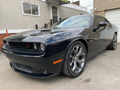 2015 Dodge Challenger for sale in Paterson, NJ