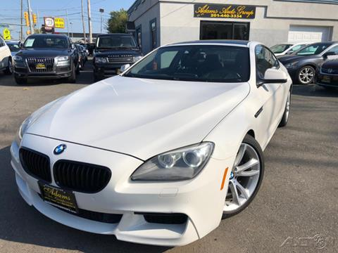 2012 BMW 6 Series for sale in Paterson, NJ