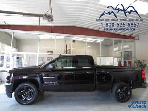 2017 Chevrolet Silverado 1500 for sale in Ruidoso, NM