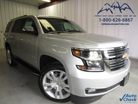 2017 Chevrolet Tahoe For Sale In New Mexico