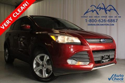 2014 Ford Escape for sale in Ruidoso, NM