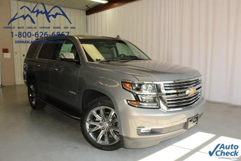 2017 Chevrolet Tahoe for sale in Ruidoso, NM