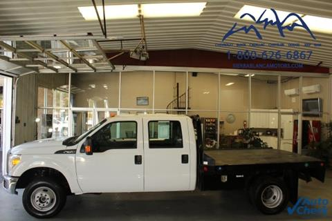 2015 Ford F-350 Super Duty for sale in Ruidoso, NM