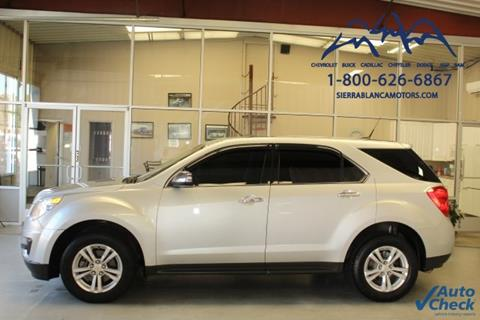 2011 Chevrolet Equinox for sale in Ruidoso, NM