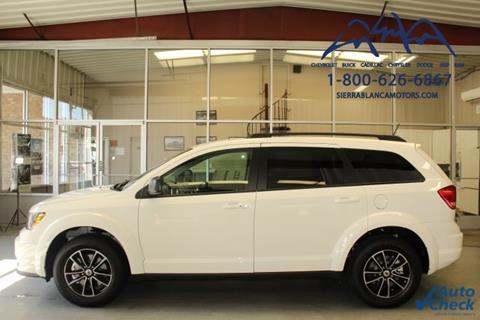 2018 Dodge Journey for sale in Ruidoso, NM