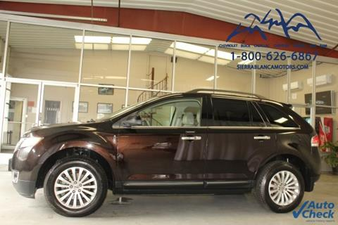 2013 Lincoln MKX for sale in Ruidoso, NM