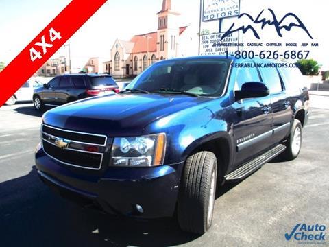 2008 Chevrolet Suburban for sale in Ruidoso, NM