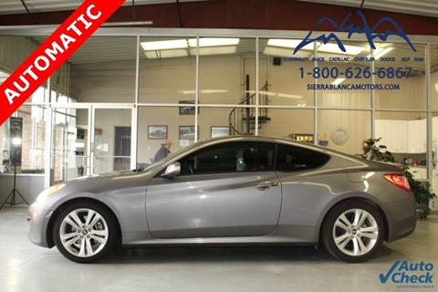 2012 Hyundai Genesis Coupe for sale in Ruidoso, NM