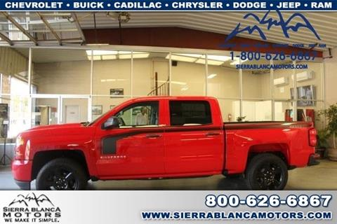 2018 Chevrolet Silverado 1500 for sale in Ruidoso, NM