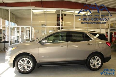 2018 Chevrolet Equinox for sale in Ruidoso, NM