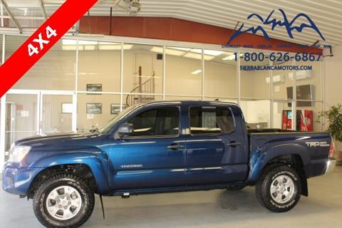 2015 Toyota Tacoma for sale in Ruidoso, NM